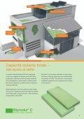 Styrodur C - XPS - Europe's green insulation - Brochure Italian - BASF - Page 7