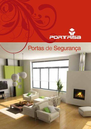 """Download Catálogo """"Portas de Segurança"""" - Portrisa"""