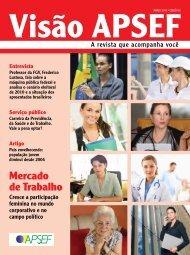 Mercado de Trabalho - Associação Nacional dos Aposentados e ...