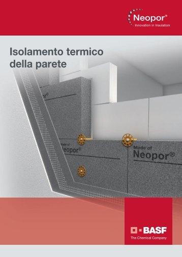 Neopor® – Isolamento termico della parete - BASF Plastics