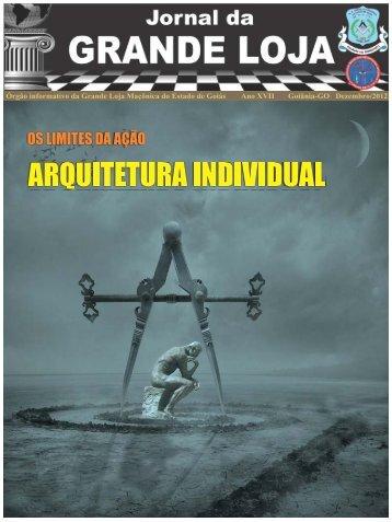 Jornal da GLEG Edição Dezembro de 2012 - Grande Loja Maçônica ...
