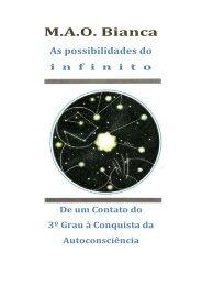 As Possibilidades do Infinito: De um Contato do 3º Grau à ... - TFCA