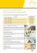 Soluzioni certificate per l'isolamento dei tetti in legno - Isover - Page 5