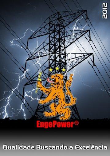 Folder da Empresa - Engepower