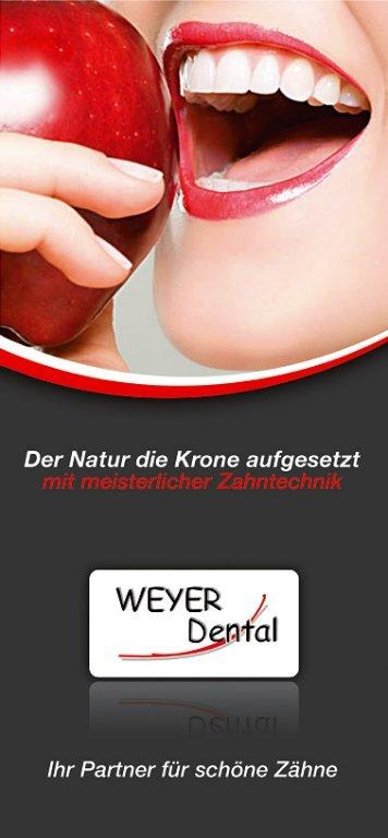 Download Flyer 2011 - Weyer-dental.de