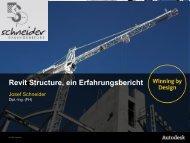 Revit Structure, ein Erfahrungsbericht - Autodesk