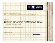 dibujo técnico y sus sistemas de representación - arqbau