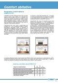 sistema per l'isolamento acustico contro il rumore da calpestio - Page 3