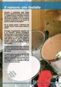 sistema per l'isolamento acustico contro il rumore da calpestio - Page 5