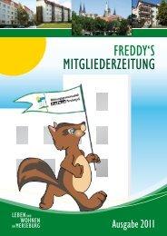 Mitgliederzeitung 2011 - Wohnungsgenossenschaft Merseburg eG