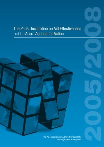 The Paris Declaration on Aid Effectiveness and the Accra ... - OECD