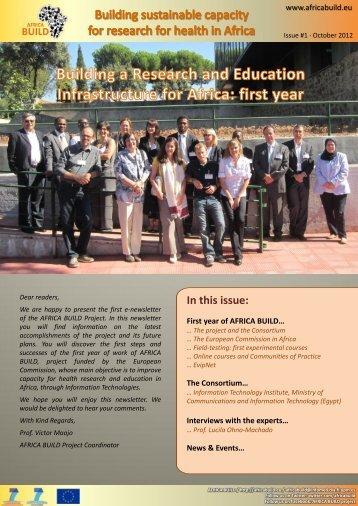 AFRICA BUILD - World Health Organization