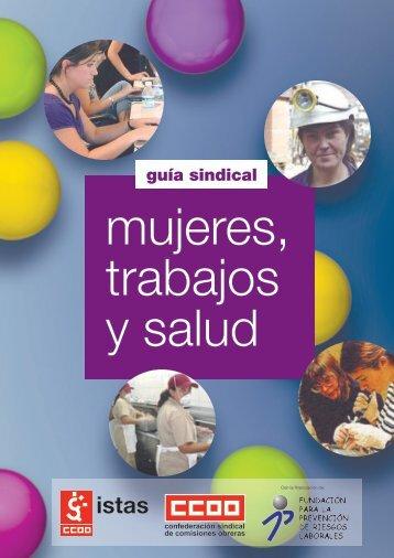 mujeres, trabajos y salud