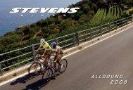 Stevens Bikes 2008 Allround 2. Aufl.pdf - Wenger 2-Rad-Shop GmbH