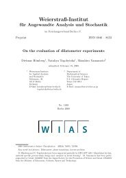 PDF (1422 kByte) - WIAS