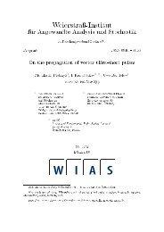 PDF (205 kByte) - WIAS