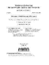 PDF (408 kByte) - WIAS