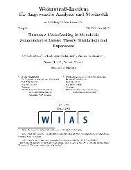 PDF (2257 kByte) - WIAS
