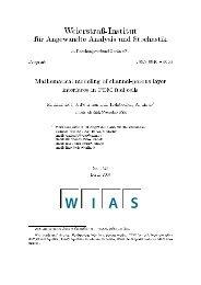 PDF (1260 kByte) - WIAS