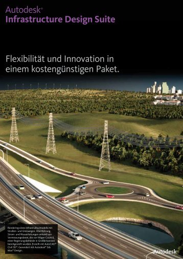 Autodesk Infrastructure Design Suite - Widemann Systeme GmbH