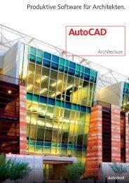 AutoCAD Architecture - Widemann Systeme GmbH