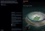 AutoCAD 2013 english brochure - Widemann Systeme GmbH