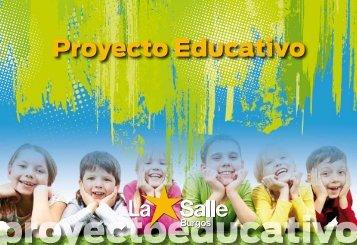 Proyecto Educativo - La Salle
