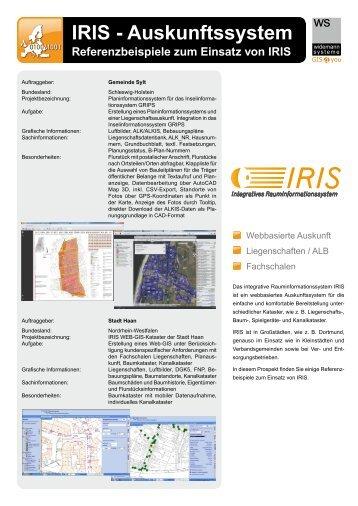 IRIS - Auskunftssystem - Widemann Systeme GmbH