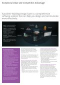 Autodesk Building Design Suite Brochure - Widemann Systeme GmbH - Page 2