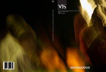 revista VIS - Instituto de Artes - UnB