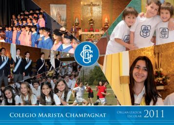Calendario Unificado Calendario Unificado - Colegio Champagnat