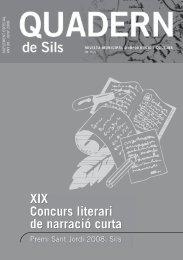 Suplement Literari Sant Jordi (0,6 Mb) - Diputació de Girona