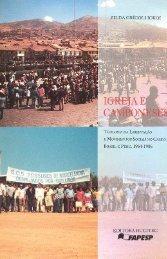 1 introdução - Igreja e Camponeses.pdf - Diversitas - USP
