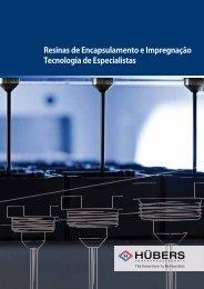 Resinas de Encapsulamento e Impregnação Tecnologia de ...