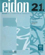 eidon - Volver - Fundación de Ciencias de la Salud