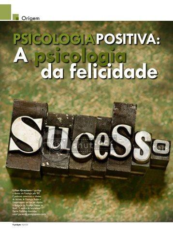 PsicologiaPositiva: - Instituto de Psicologia Positiva e Comportamento