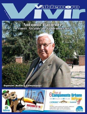 Mayo 2010 - Revista Vivir Valdemoro
