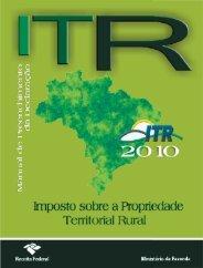 Manual de Preenchimento DITR2010 [09_08_2010]_indd