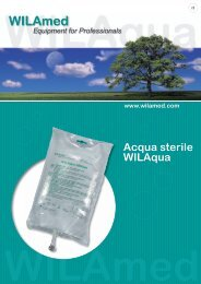 Acqua sterile WILAqua - WILAmed