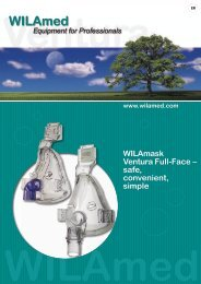 WILAmask Ventura Full-Face – safe, convenient, simple - WILAmed