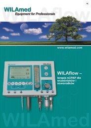 WILAflow – - WILAmed