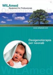 Ossigenoterapia per neonati - WILAmed