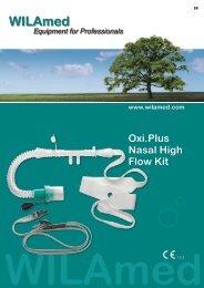 Oxi.Plus Nasal High Flow Kit www.wilamed.com