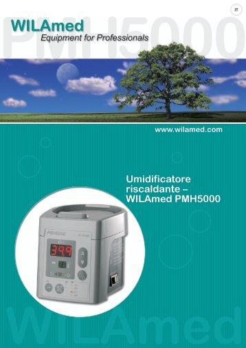Umidificatore riscaldante – WILAmed PMH5000