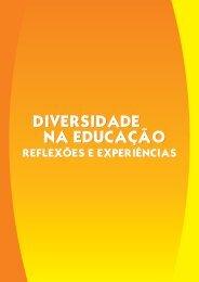 Diversidade na educação : reflexões e experiências - Cereja