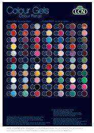 Colour Gels - Wilde Cosmetics GmbH