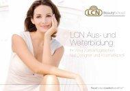 LCN Aus- und Weiterbildung  - Wilde Cosmetics GmbH
