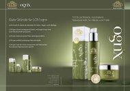 PDF-Broschüre - Wilde Cosmetics GmbH