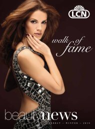 walk of fame - Wilde Cosmetics GmbH