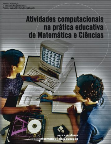 Atividades computacionais na prática educativa ... - MiniWeb Cursos
